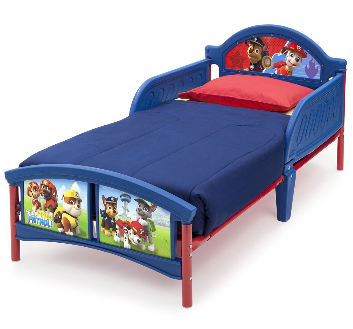Paw Patrol Rescue Junior Bed