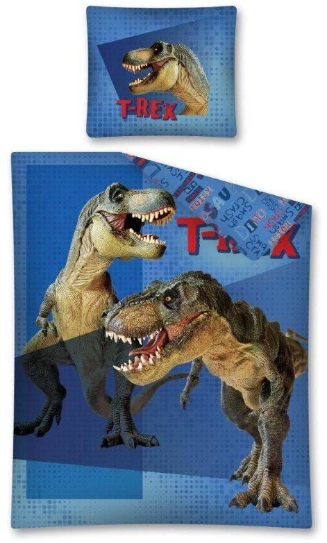 T-Rex Dekbedovertrek Tyrannosaurus