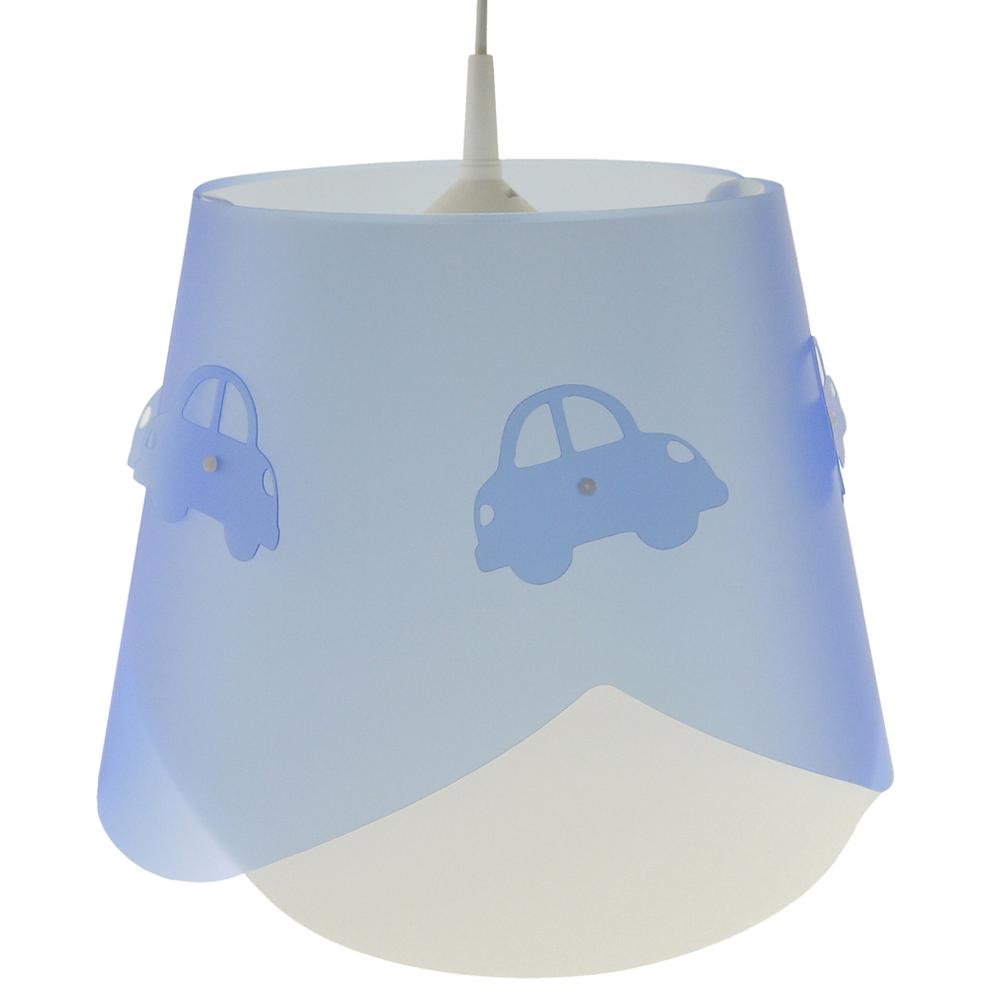 Hanglamp Auto's Blauw