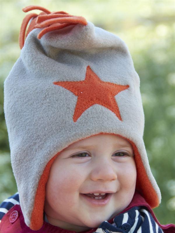 Buggy Snuggle Kindermuts Pebble - Orange Star M