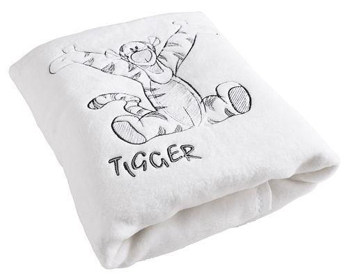 Tigger Ledikantdeken Fleece100x150cm