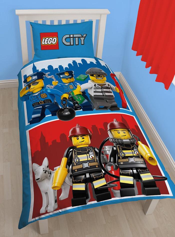 LEGO Dekbedovertrek Super Helden