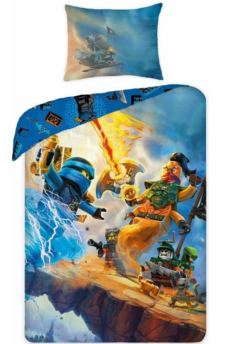 LEGO Dekbedovertrek Ninjago