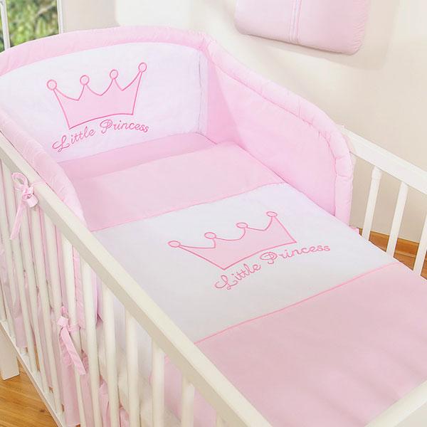 My Sweet Baby Overtrekset Little Princess Roze