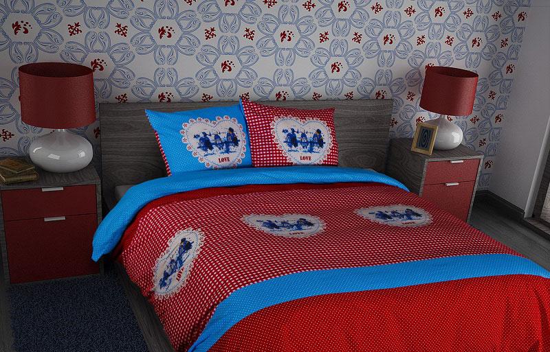 Royal Textile Dekbedovertrek Glans Satijn Bruin Royal Textiel Aanbieding Kopen