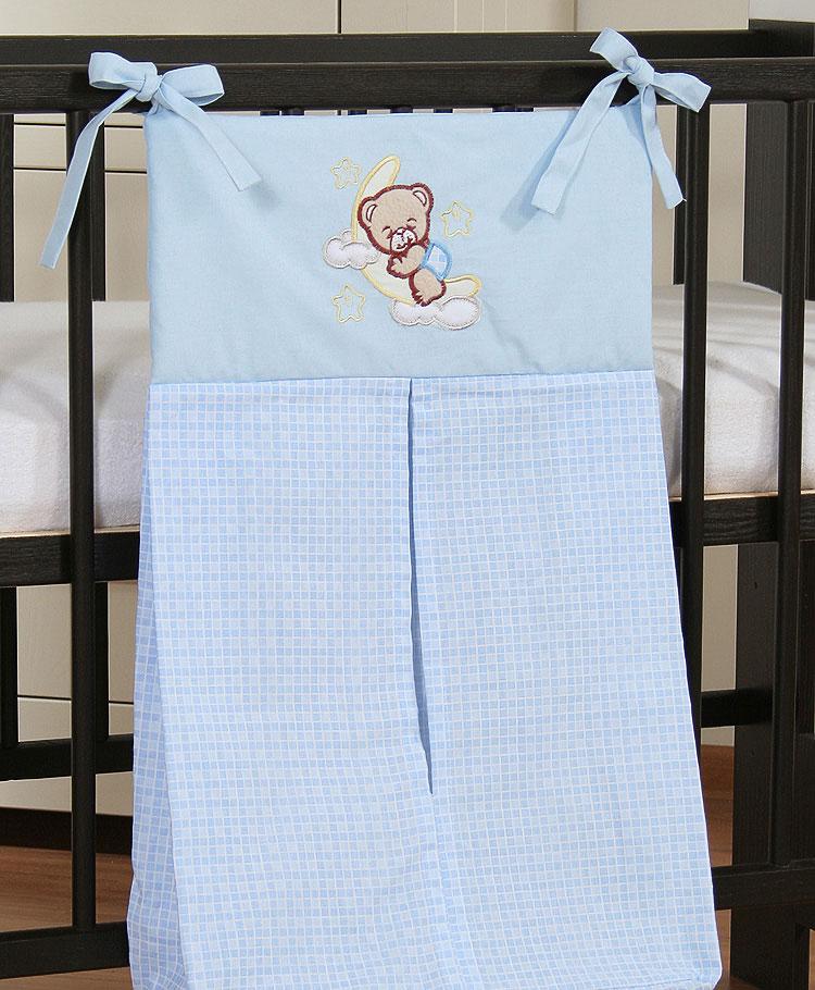 My Sweet Baby Luierzak Welterusten Blauw