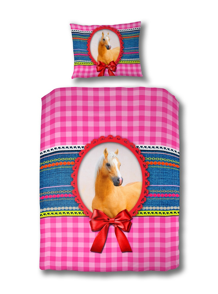 Paardendekbed Marielle Paard