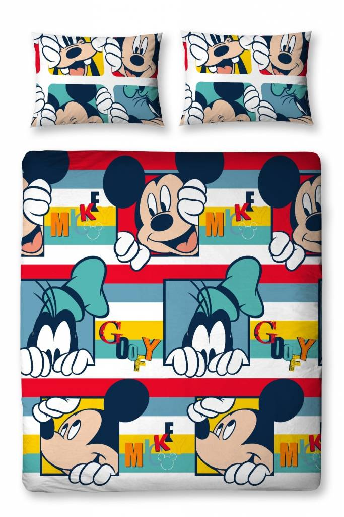 Dekbedovertrek Mickey Mouse Disney