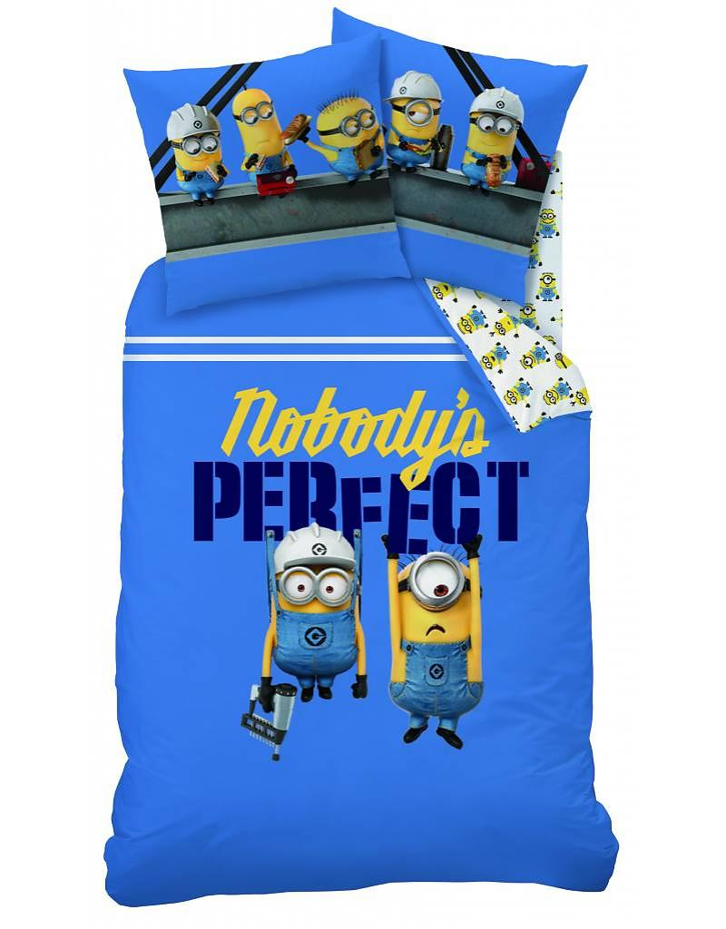 Minions Dekbedovertrek Perfect