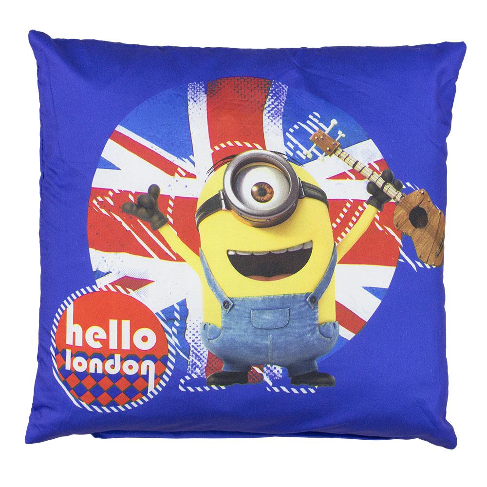 Sierkussen Minions Hello Londen