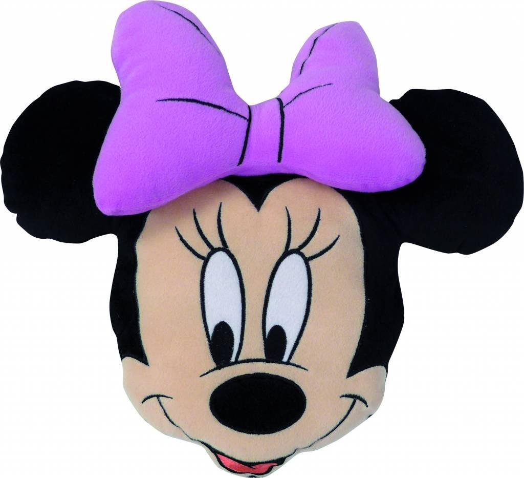 Sierkussen Minnie Mouse Stylish Pink