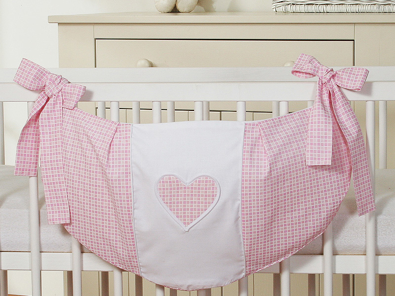 Gordijnen Kinderkamer Ruit : My sweet baby speelgoedzak two hearts in ...