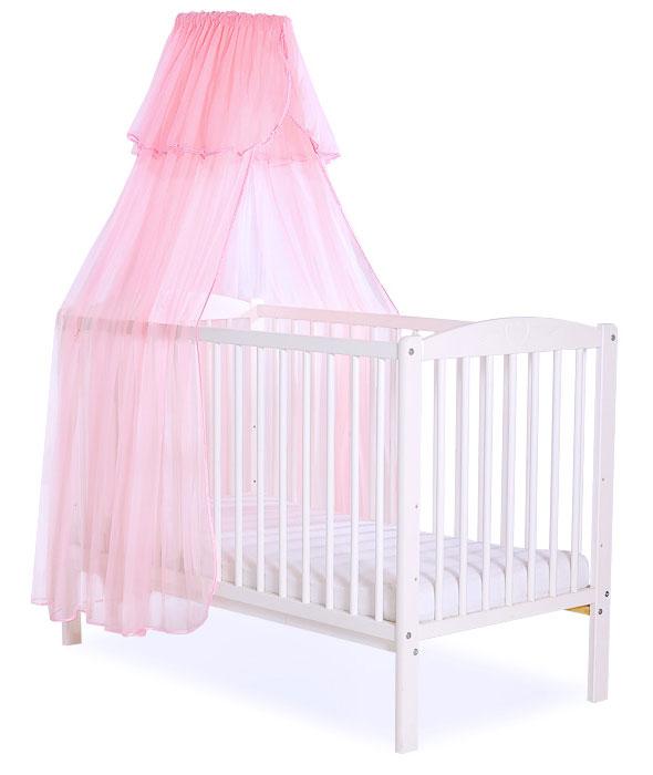 My Sweet Baby Sluier-Klamboe Voile Pink