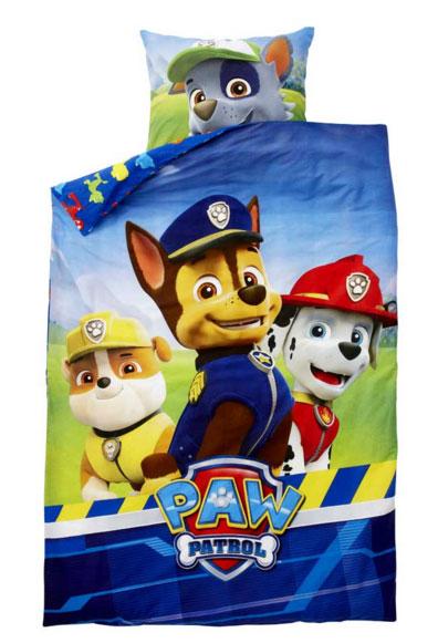 Paw Patrol Dekbedovertrek Let's Go