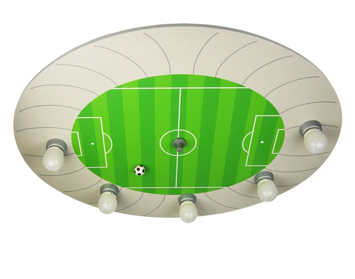 Plafondlamp Voetbalveld Goalll!