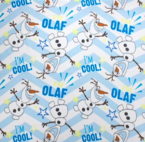 Frozen Fleece Deken Olaf