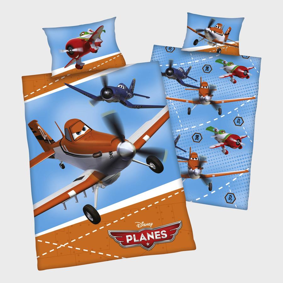 Baby Best Ledikant Dekbed Flanel Planes