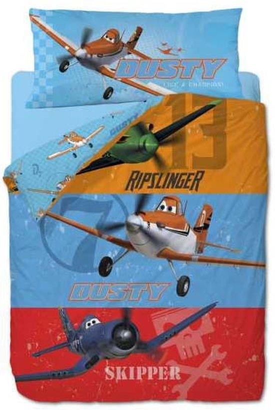 Planes Dekbedovertrek Skipper