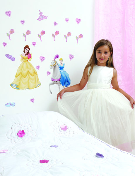 Princess Stickers Collectable