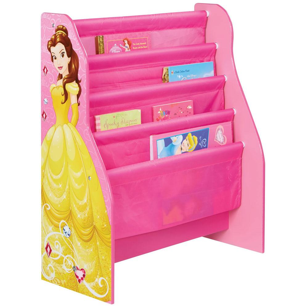 Boekenrek Princess Disney Roze