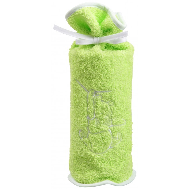 Kruikenzak Silly Pooh Lime van Anel