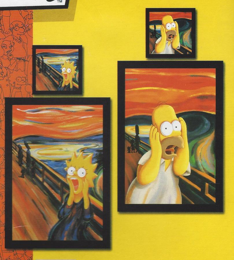 Kinderdekbedovertrek The Simpsons