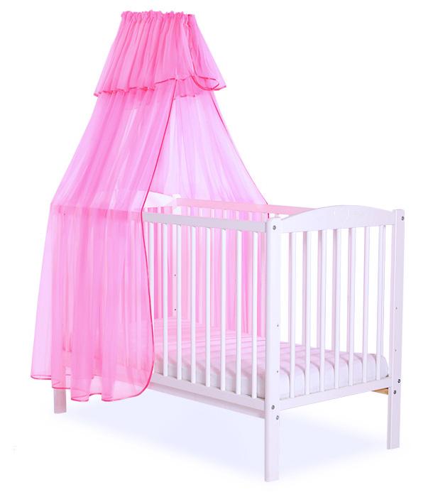 My Sweet Baby Sluier/Klamboe Voile Neon Pink