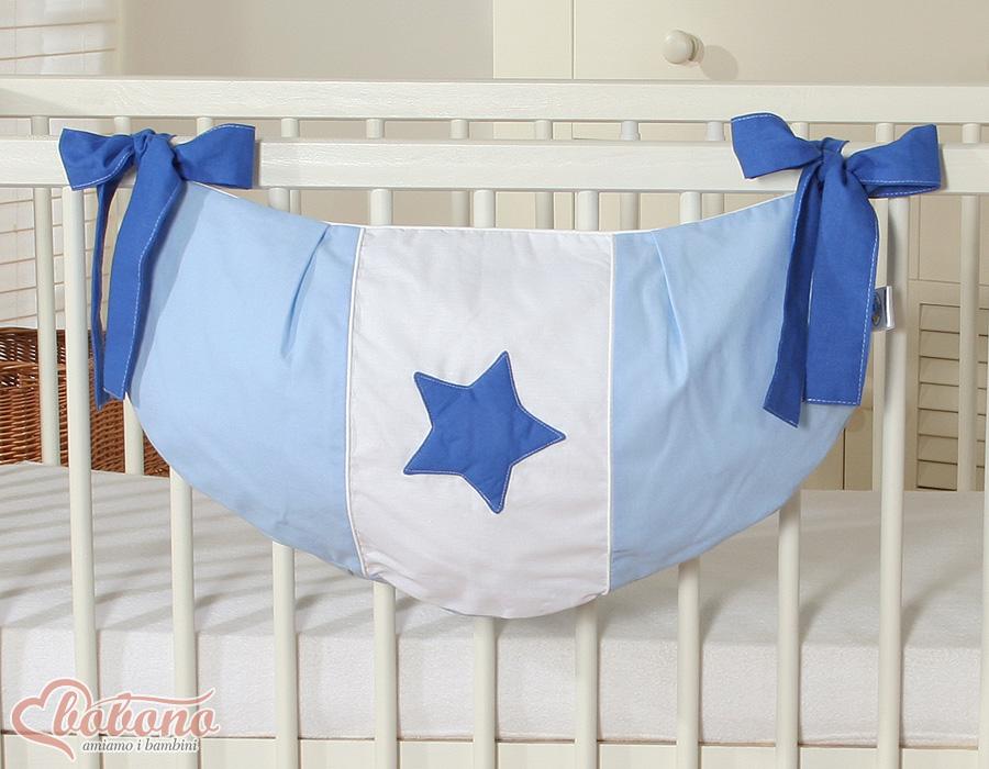 My Sweet Baby Speelgoedzak Collection of Stars Blauw