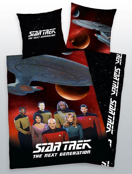 Dekbedovertrek Star Trek The Next Generation