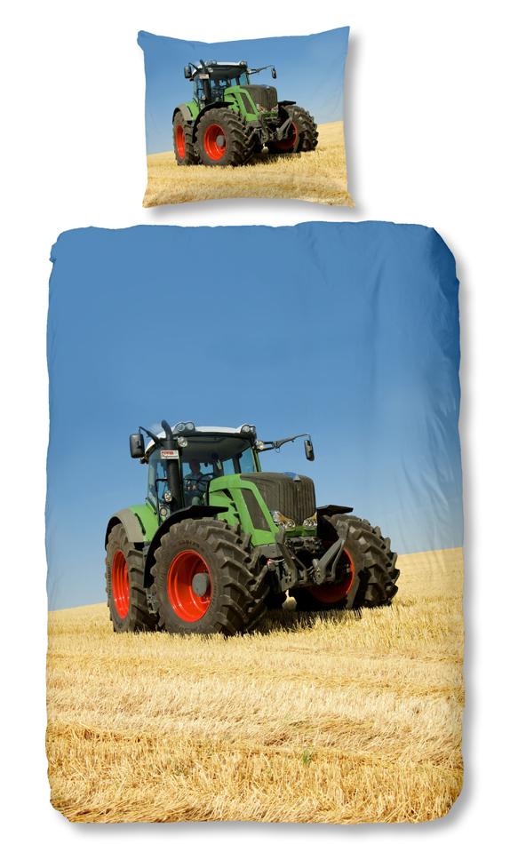 Good Morning Stoer Jongens Dekbed Tractor