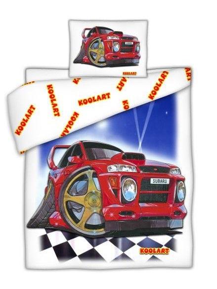 Kinderdekbedovertrek Koolart Subaru