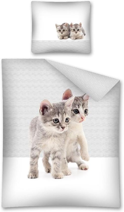 Dekbedovertrek Sweets Animals Kittens