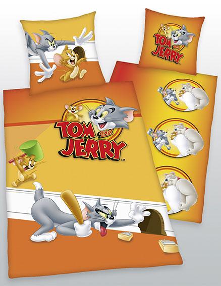Tom & Jerry Dekbedovertrek