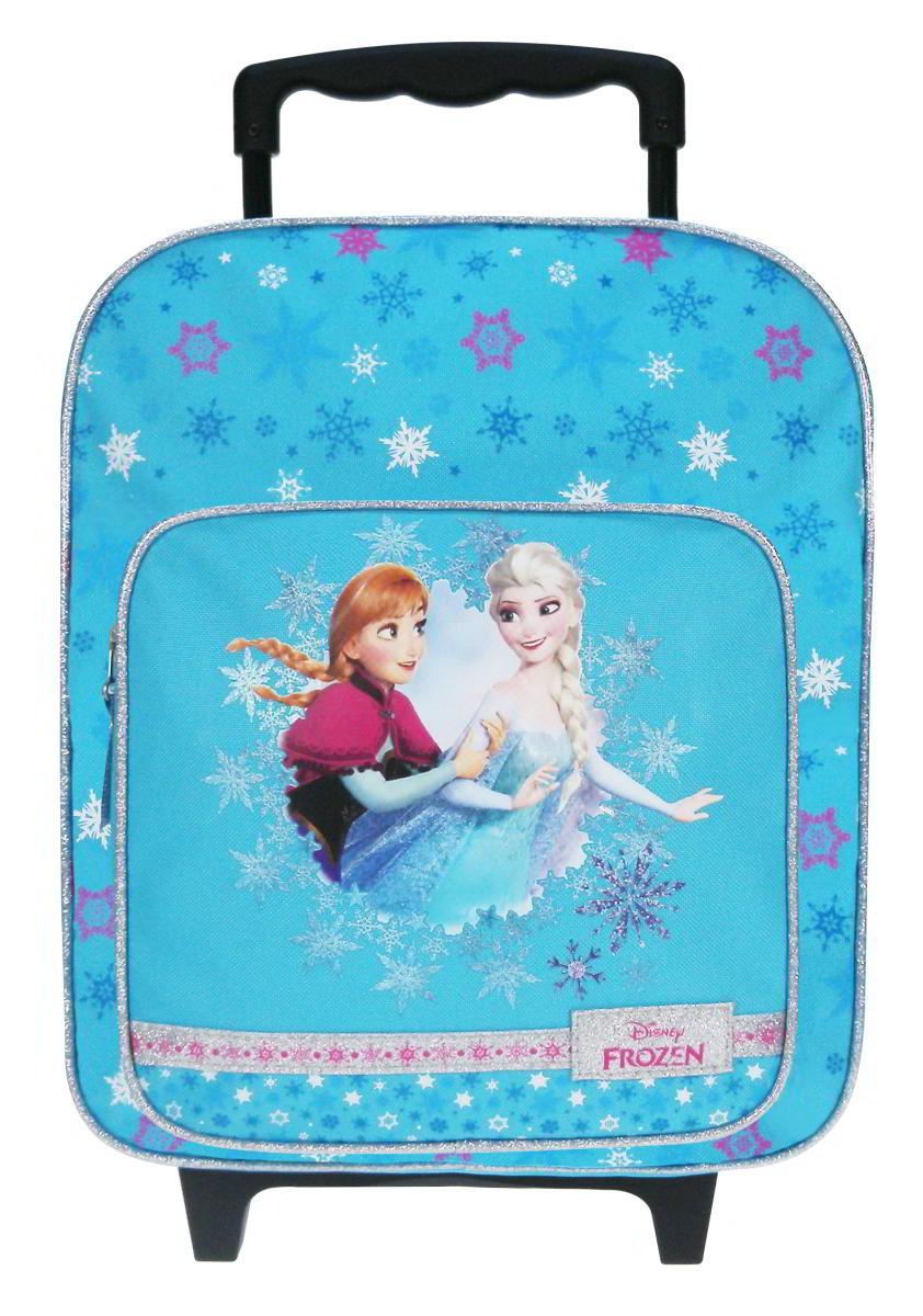 Disney Frozen Anna & Elsa Trolley Glitter (rugzak)
