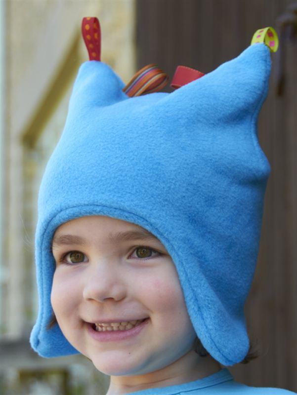Buggy Snuggle Kindermuts Turquoise Toggles M