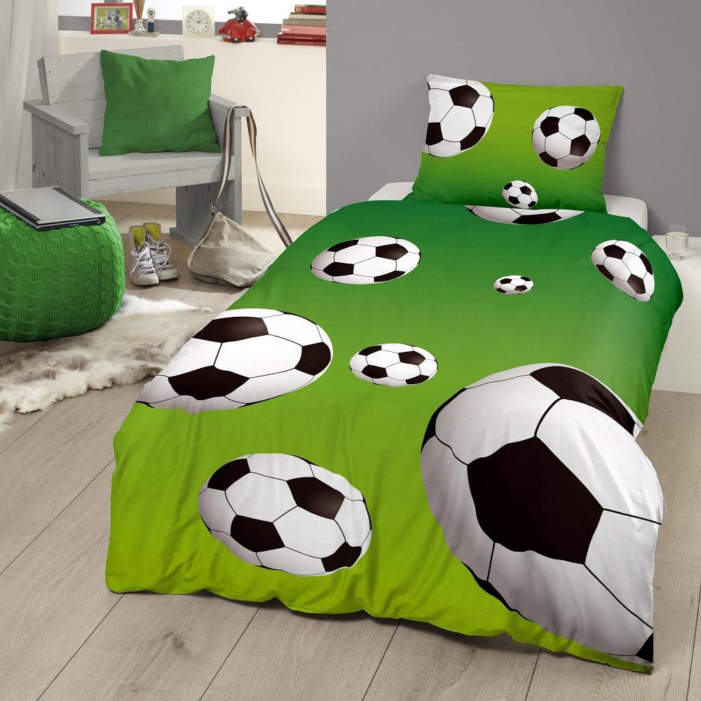 Dekbedovertrek Play Voetbal