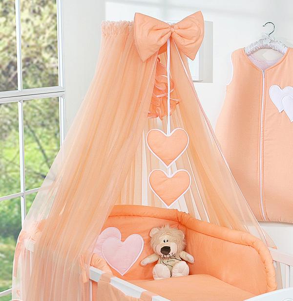 My Sweet Baby Sluier Voile Oranje