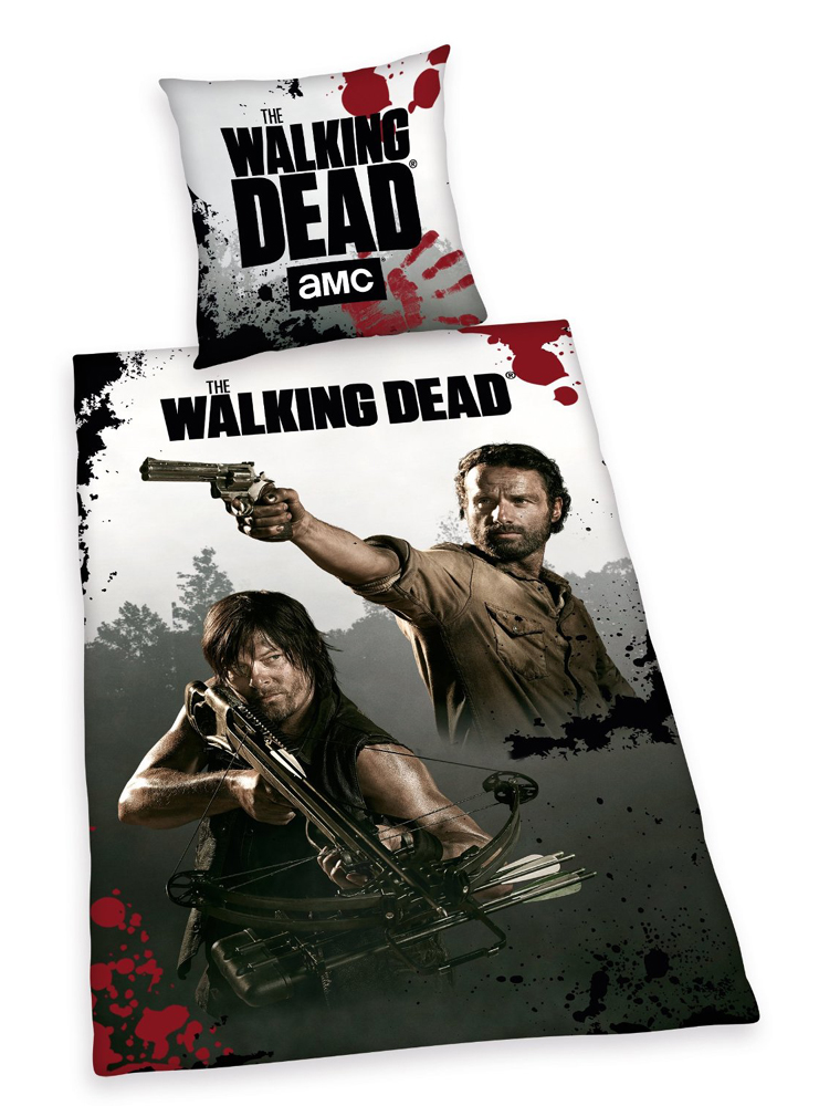 Walking Dead Dekbedovertrek