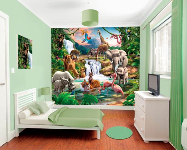 Jungle Fotobehang (Walltastic)