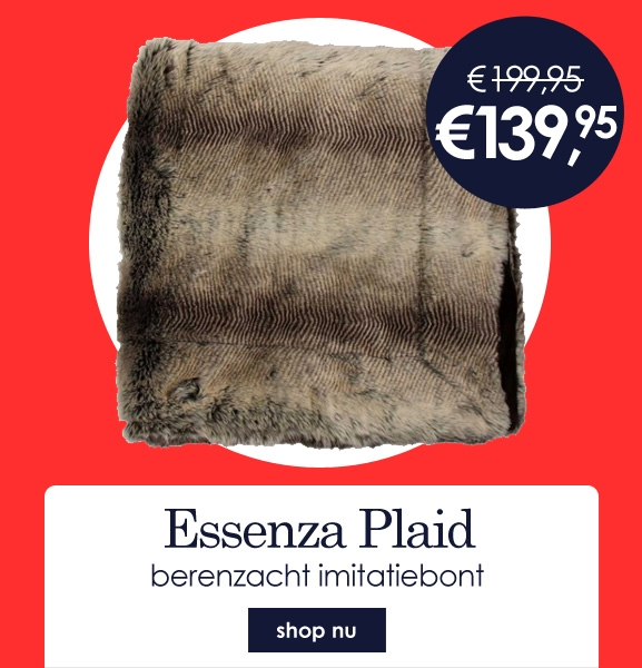 Essenza Plaid